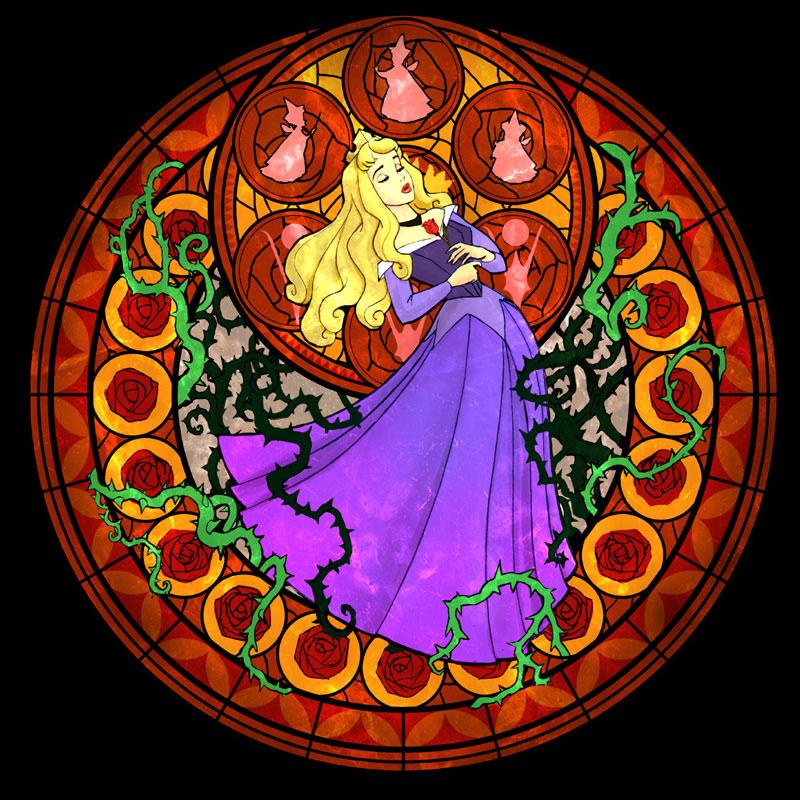 Kingdom Hearts - Illustrazione di Aurora